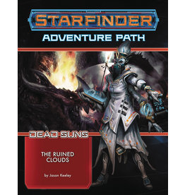 PAIZO STARFINDER RPG DEAD SUNS ADVENTURE PATH THE RUINED CLOUDS 4 OF 6