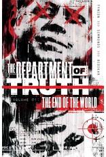 IMAGE COMICS DEPARTMENT OF TRUTH TP VOL 01