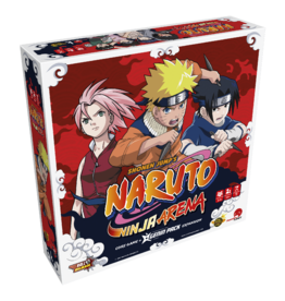JAPANIME GAMES NARUTO NINJA ARENA