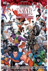 DC COMICS DARK NIGHTS DEATH METAL WAR OF THE MULTIVERSES TP