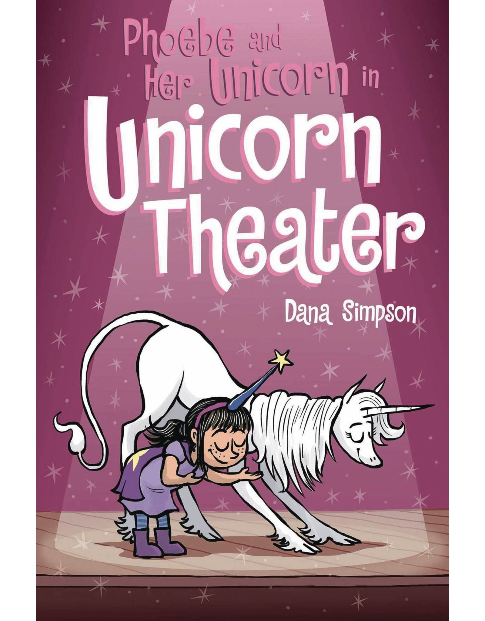 AMP! COMICS FOR KIDS PHOEBE AND HER UNICORN GN VOL 08 IN UNICORN THEATER