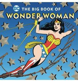 DOWNTOWN BOOKWORKS BIG BOOK OF WONDER WOMAN HC