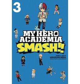 VIZ MEDIA LLC MY HERO ACADEMIA SMASH GN VOL 03