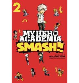 VIZ MEDIA LLC MY HERO ACADEMIA SMASH GN VOL 02