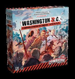 CMON PRODUCTIONS ZOMBICIDE 2ND EDITION: WASHINGTON Z.C.