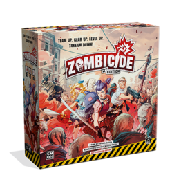 CMON PRODUCTIONS ZOMBICIDE 2ND EDITION