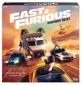 FUNKO FAST AND FURIOUS HIGHWAY HEIST