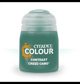 GAMES WORKSHOP CITADEL COLOUR CONTRAST: CREED CAMO (18ML)