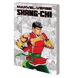 MARVEL COMICS MARVEL-VERSE GN TP SHANG-CHI