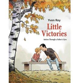 TITAN COMICS LITTLE VICTORIES AUTISM THROUGH A FATHERS EYES TP