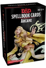 WIZARDS OF THE COAST D&D 5TH ED: ARCANE SPELLBOOK CARDS
