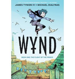 BOOM! STUDIOS WYND TP BOOK 01 FLIGHT OF THE PRINCE