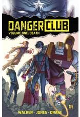 IMAGE COMICS DANGER CLUB TP VOL 01