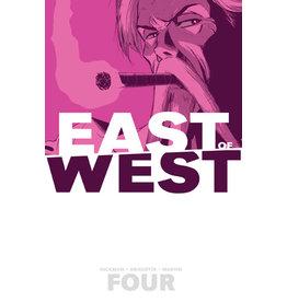 IMAGE COMICS EAST OF WEST TP VOL 04 WHO WANTS WAR