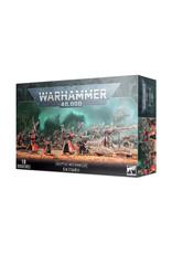GAMES WORKSHOP WARHAMMER 40,000 - ADEPTUS MECHANICUS SKITARII RANGERS   VANGUARD