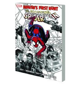 MARVEL COMICS SPIDER-MAN TP KRAVENS FIRST HUNT