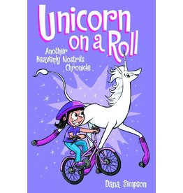 AMP! COMICS FOR KIDS PHOEBE AND HER UNICORN GN VOL 02 UNICORN ON A ROLL