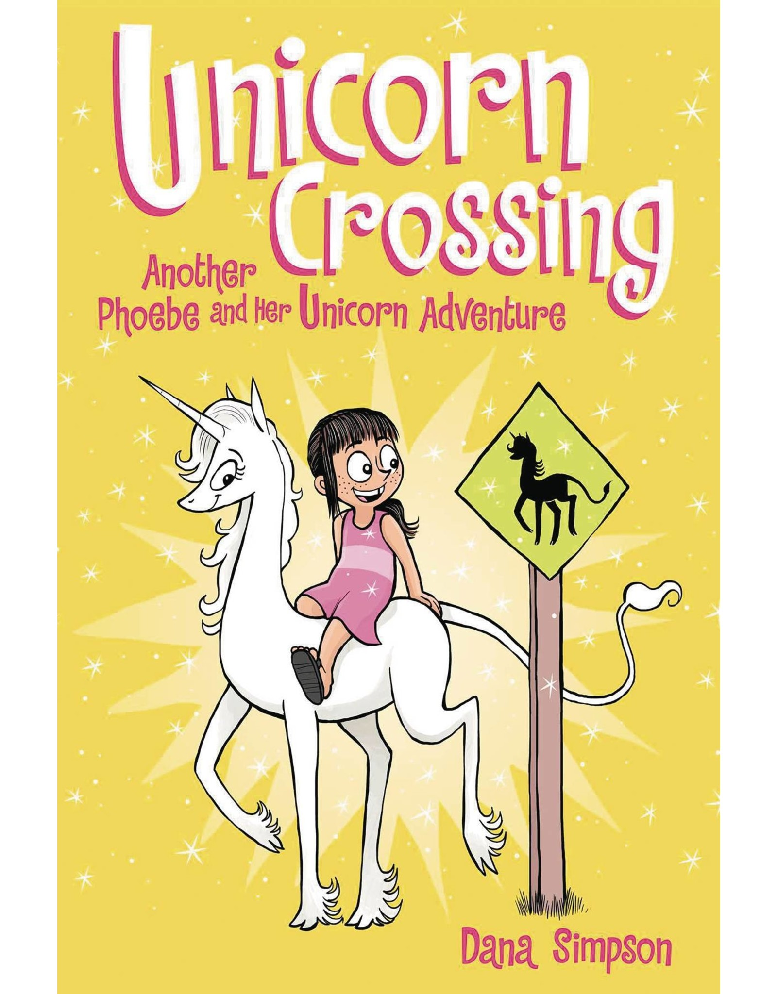 AMP! COMICS FOR KIDS PHOEBE AND HER UNICORN GN VOL 05 UNICORN CROSSING