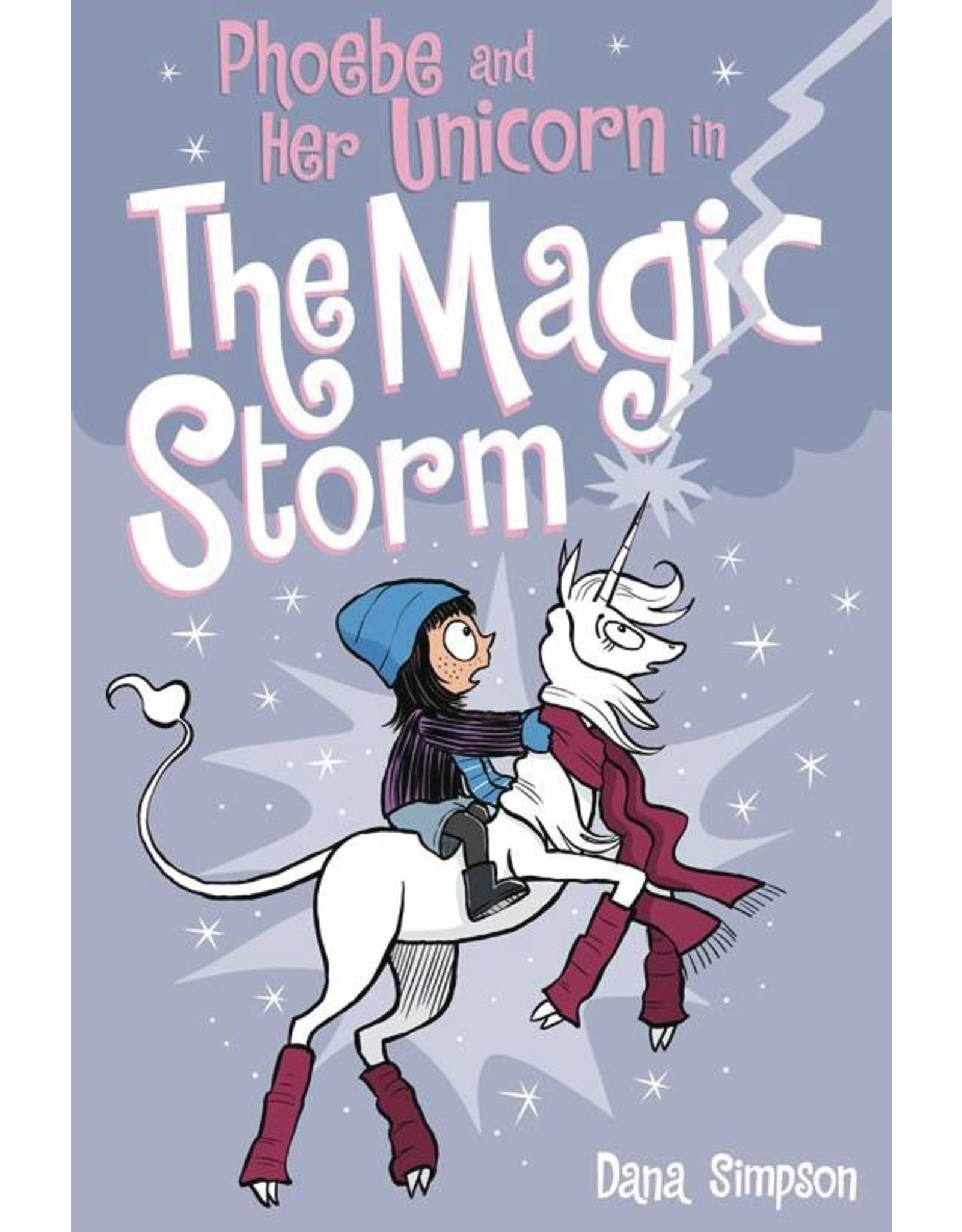 AMP! COMICS FOR KIDS PHOEBE AND HER UNICORN GN VOL 06 IN THE MAGIC STORM