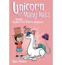 AMP! COMICS FOR KIDS PHOEBE AND HER UNICORN GN VOL 07 UNICORN OF MANY HATS