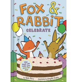 AMULET BOOKS FOX & RABBIT YR HC VOL 03 FOX & RABBIT CELEBRATE