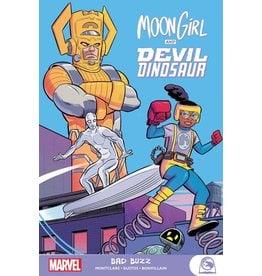 MARVEL COMICS MOON GIRL AND DEVIL DINOSAUR GN-TP BAD BUZZ