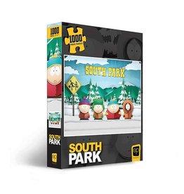 USAOPOLY SOUTH PARK 1000 PIECE PUZZLE