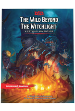 WIZARDS OF THE COAST D&D 5TH ED: THE WILD BEYOND THE WITCHLIGHT - A FEYWILD ADVENTURE PRE-ORDER
