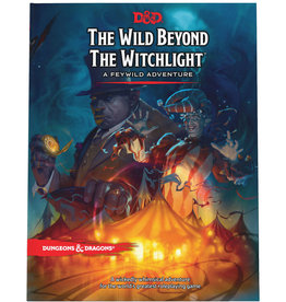 WIZARDS OF THE COAST THE WILD BEYOND THE WITCHLIGHT PRE-ORDER
