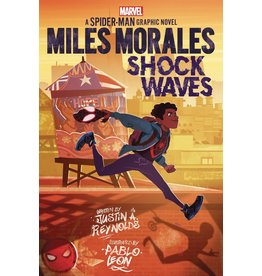 GRAPHIX MILES MORALES SHOCK WAVES GN