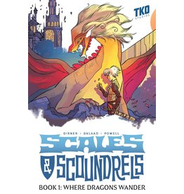 SCALES & SCOUNDRELS TP BOOK 01 WHERE DRAGONS WANDER