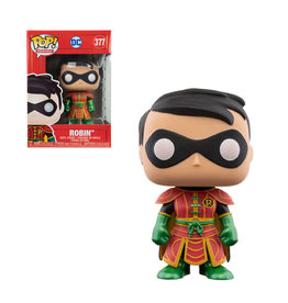 FUNKO POP HEROES DC IMPERIAL PALACE ROBIN VINYL FIG