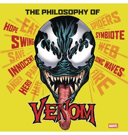TITAN COMICS PHILOSOPHY OF VENOM HC
