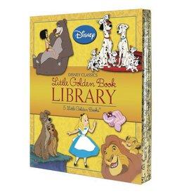 GOLDEN BOOKS DISNEY LITTLE GOLDEN BOARD BOOK LIBRARY