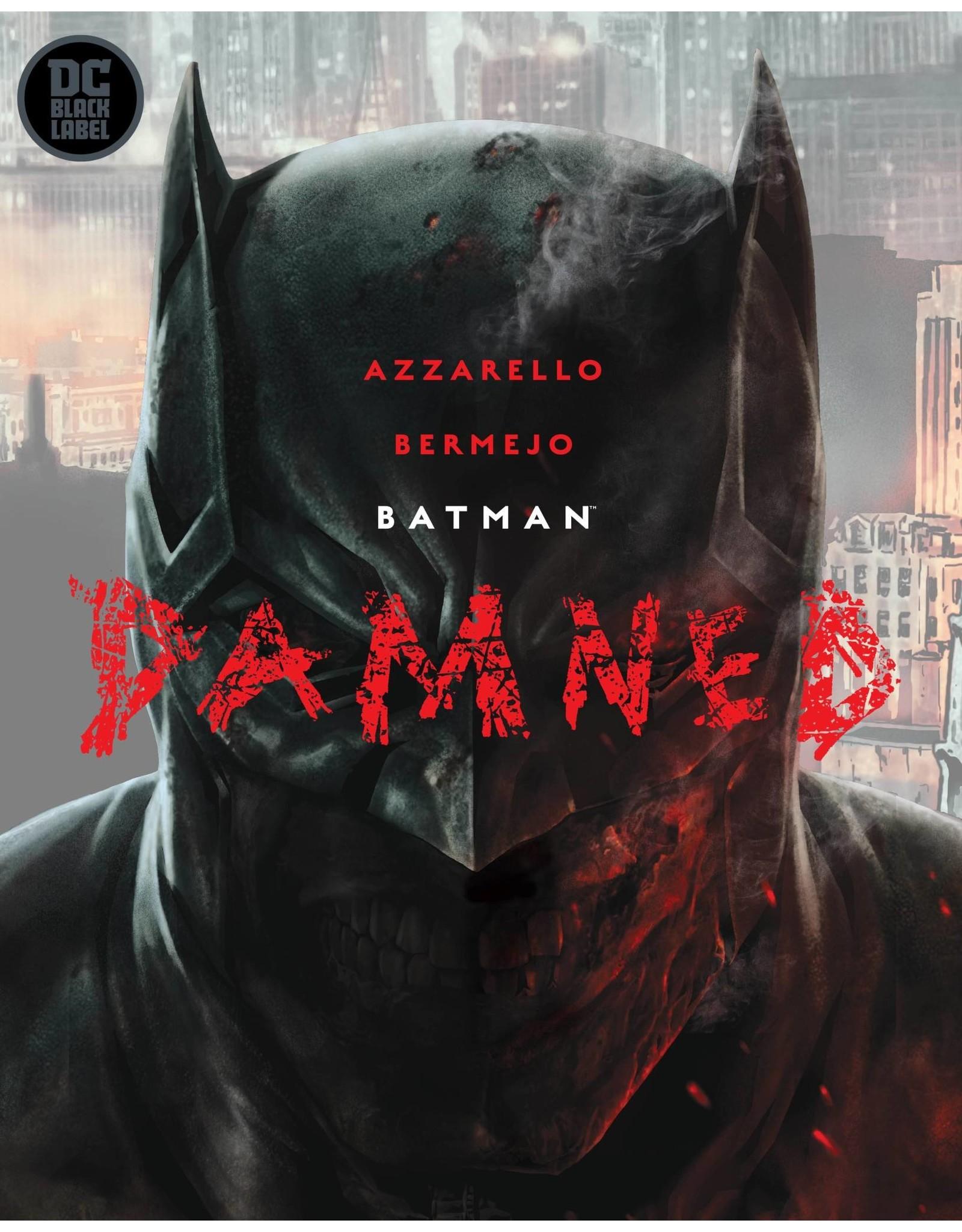 DC COMICS BATMAN DAMNED TP