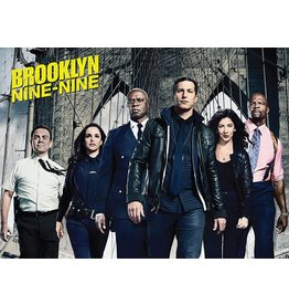 USAOPOLY BROOKLYN NINE-NINE NO MORE MR NOICE GUYS 1000 PIECE PUZZLE