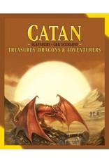 CATAN STUDIO INC CATAN TREASURES, DRAGONS & ADVENTURES