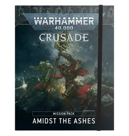 GAMES WORKSHOP WH40K CRUSADE AMIDST THE ASHES MISSION PACK