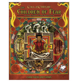 CHAOSIUM GAMES INC CALL OF CTHULHU: THE CHILDREN OF FEAR