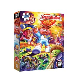 USAOPOLY GARBAGE PAIL KIDS HOME GROSS HOME 1000 PIECE PUZZLE