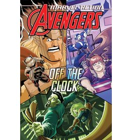 IDW PUBLISHING MARVEL ACTION AVENGERS TP BOOK 05 OFF THE CLOCK