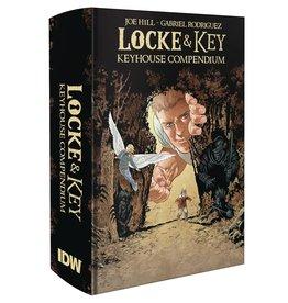 IDW PUBLISHING LOCKE & KEY KEYHOUSE COMPENDIUM HC