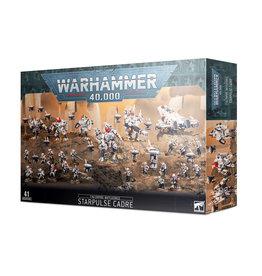 GAMES WORKSHOP WARHAMMER 40K T'AU EMPIRE: BATTLEFORCE - STARPULSE CADRE