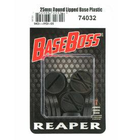 """REAPER MINIATURES REAPER BASE BOSS 1"""" RPG BASE BLISTER"""