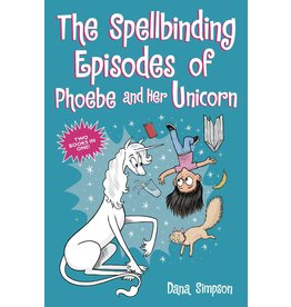 ANDREWS MCMEEL SPELLBINDING EPISODES OF PHOEBE AND HER UNICORN TP