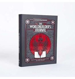 RANDOM HOUSE DUNGEONS & DRAGONS THE WORLDBUILDER'S JOURNAL
