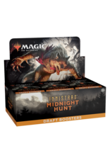 WIZARDS OF THE COAST MAGIC THE GATHERING INNISTRAD MIDNIGHT HUNT DRAFT BOOSTER BOX