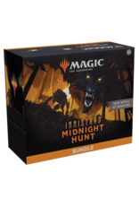 WIZARDS OF THE COAST MAGIC THE GATHERING INNISTRAD MIDNIGHT HUNT BUNDLE