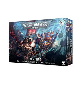 GAMES WORKSHOP WH 40K HEXFIRE BOX