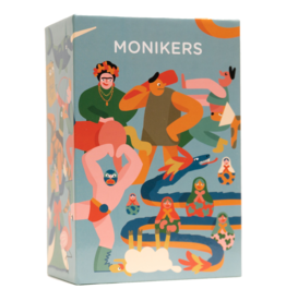 CMYK GAMES MONIKERS PARTY GAME